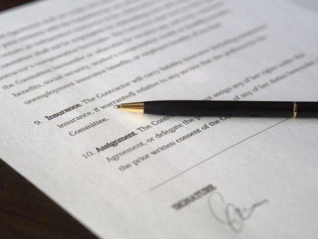 Papierowy certyfikat